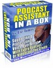 Thumbnail Podcast Assistant In A Box (MRR)