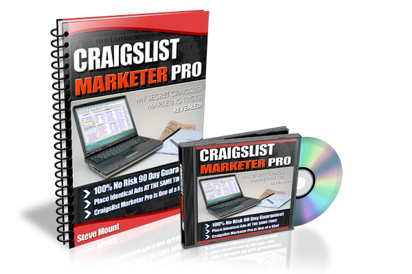 Product picture Craiglist Marketing Pro