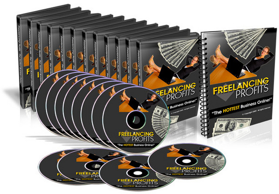 Product picture Freelancing Profits Videos MRR