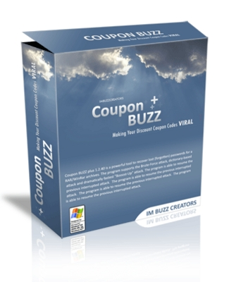 Product picture Coupon Buzzz Software MRR