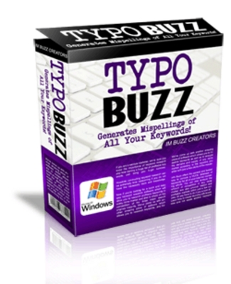 Product picture Typo Buzz Software MRR
