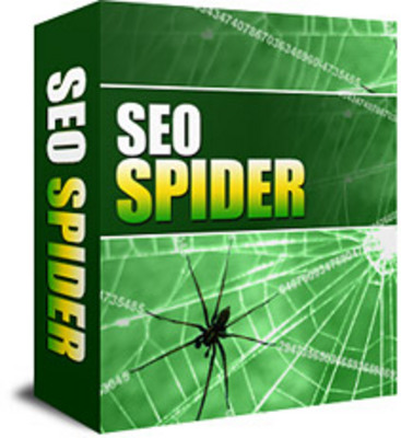 Product picture Seo Spider (MRR)