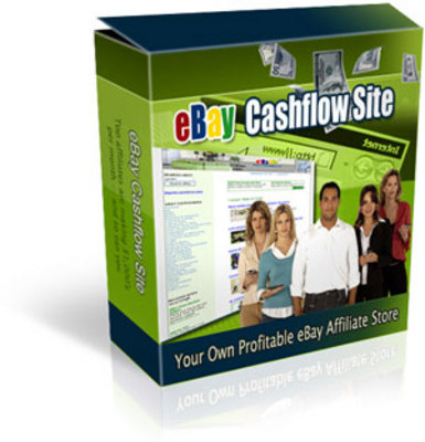 Product picture eBay Cashflow Site MRR