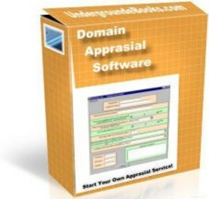 Product picture Domain Appraisal Software MRR
