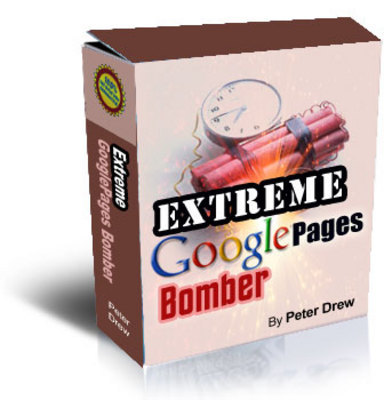 Product picture Extreme GooglePages Bomber ! GooglePage Creator  MRR