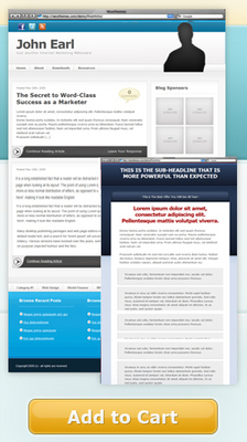 Product picture PROMarketer Wordpress Theme (MRR)