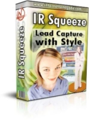 Product picture 10 Squeeze Lead Capture  Templates. (PLR)