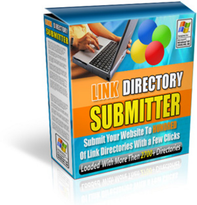 Product picture Link Directory Submitter Softwares (MRR)