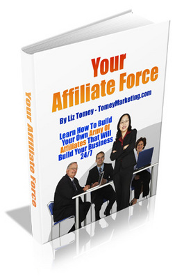 Product picture Your Affiliate Force (MRR)