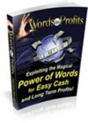 Product picture Words to Profits (MRR)
