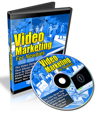 Product picture Video Marketing   For Newbies (MRR)