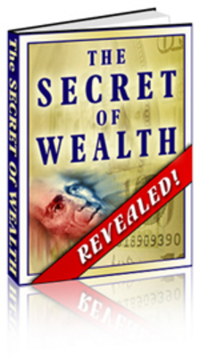 Product picture Secret of Wealh Ebook ( MRR)