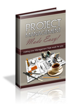 Product picture Project Management Made Easy (MRR)