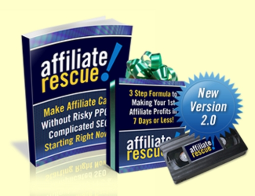 Product picture Affiliate Rescue V 2 ( MRR)