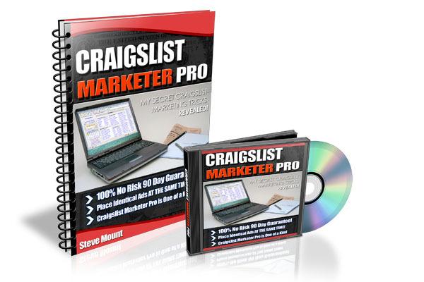 Product picture Craigslist Market Pro (MRR)